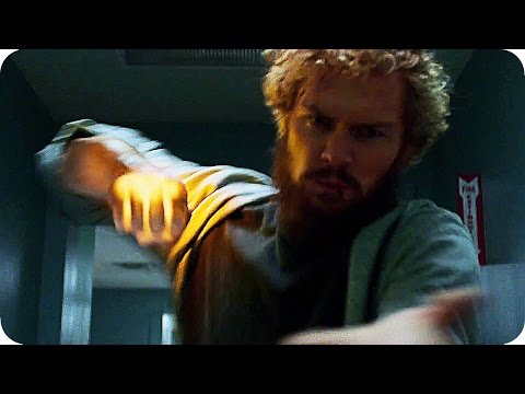 IRON FIST Season 1 NYCC TRAILER (2017)...