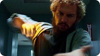 IRON FIST Season 1 NYCC TRAILER (2017) Marvel Netflix Series