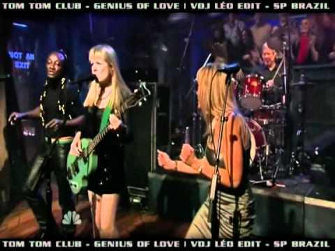 TOM TOM CLUB - GENIUS OF LOVE [RARE VERSION DJ LÉO 2012]