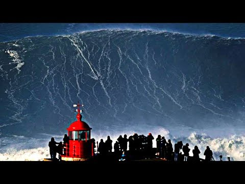 10 Biggest Waves Ever Recorded
