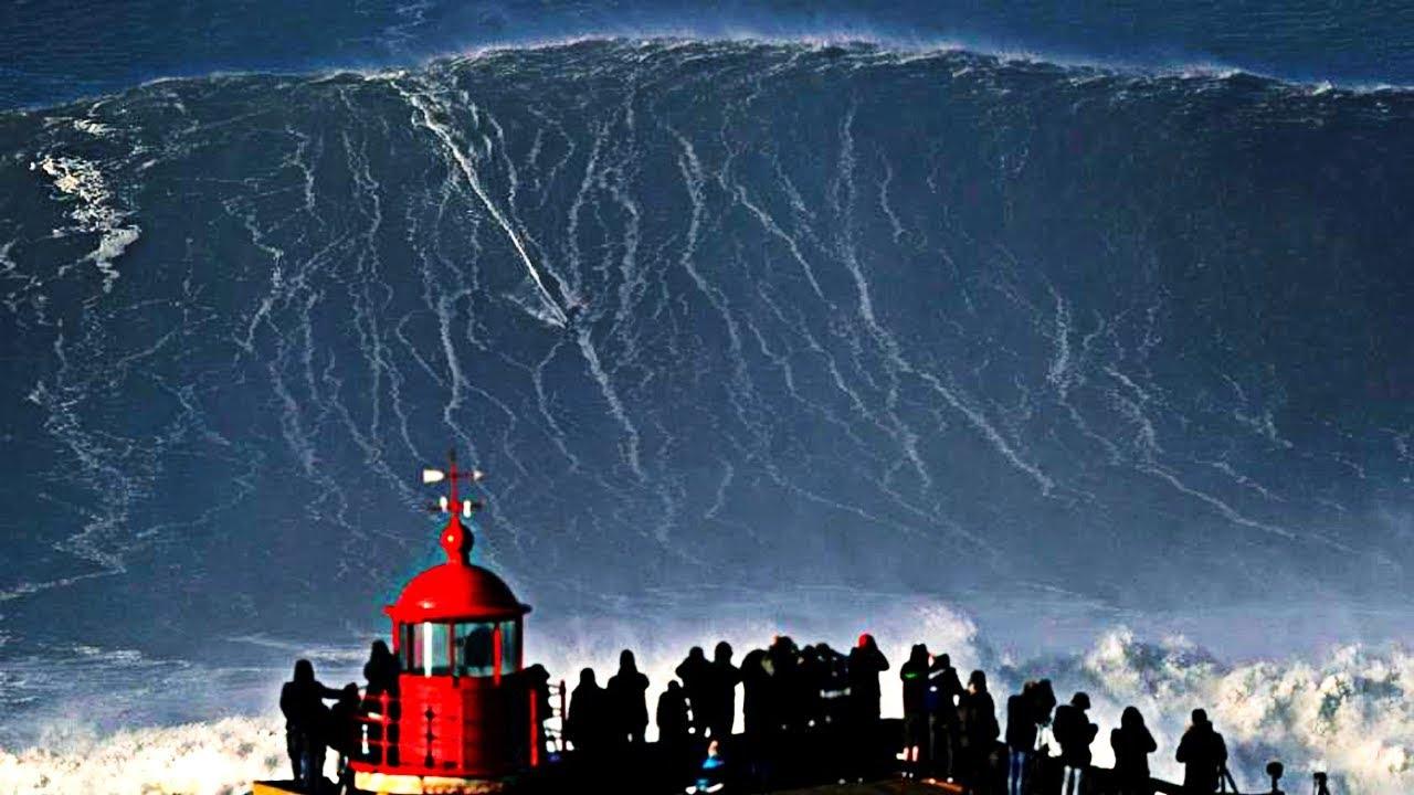 10-те најголеми бранови некогаш снимени