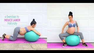 Exercises Induce Labor Naturally