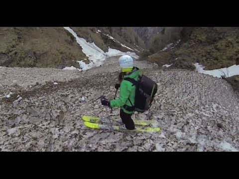 Horrible Snow Makes for an Awesome Adventure | Skiing Romania with Brody Leven & Kt Miller, Ep. 3