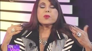 """Lila Morillo calificó de """"ignorante"""" a Jaime Bayly"""