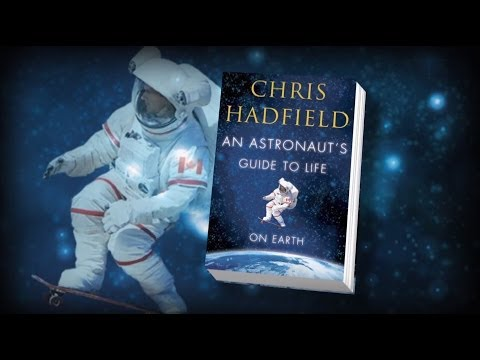 Astronaut Hadfield shares 'unbeatable point of inspiration'