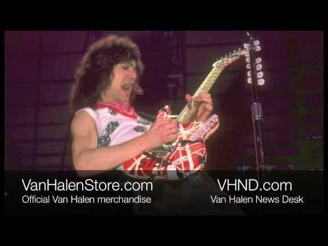 Eddie Van Halen 1984 Rehearsal Jam part 2 SOUNDBOARD