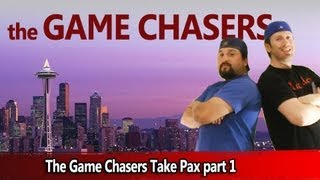 The Game Chasers Take Pax part 1