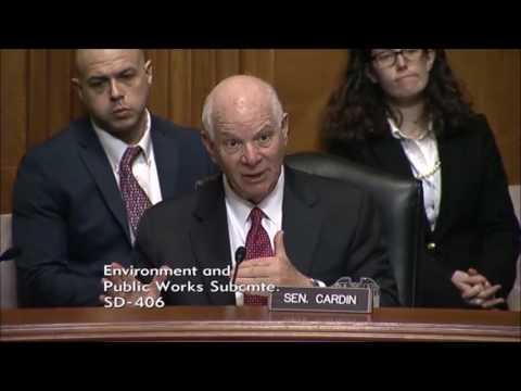 Sternberg 3/28/17 Testimony to Senate Committee on Enviro and Public Works (Rural Water Highlights)