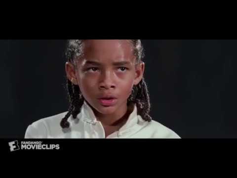 Karate Kid Final E Fight  Movie 2010