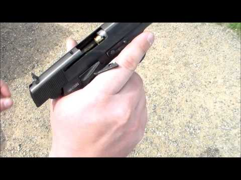 M88 Pistol - Epic Fail