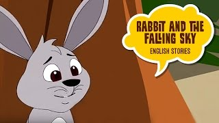 Rabbit And Falling Sky - Moral Stories For Kids