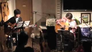 10年11月14日(日)広島・フォークスペース 置時計にて♪ とんぼちゃん75年...