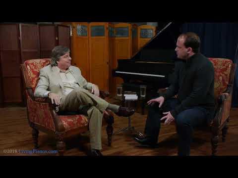 Robert Estrins Interviews Jack Kohl (Pianist/Author)
