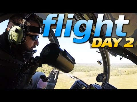 Flight - Day Two (60fps)