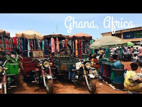 Ghana, Africa 2017