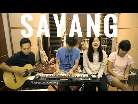 VIA VALLEN, NDX - SAYANG (Cover) With NY, Kenny Febrina