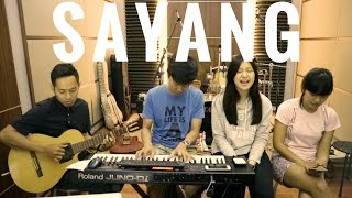 Download lagu VIA VALLEN, NDX - SAYANG (Cover) | Audree Dewangga, Kenny Febrina, NY