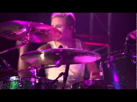 TOKIO HOTEL (Ready, Set, Go) Live From Avalon Hollywood -  Part.1
