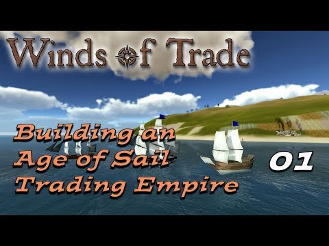 Winds Of Trade: Trading in the Age Of Sail