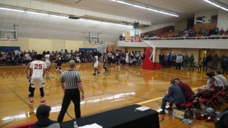 Men's Basketball - Cardinals vs Knights