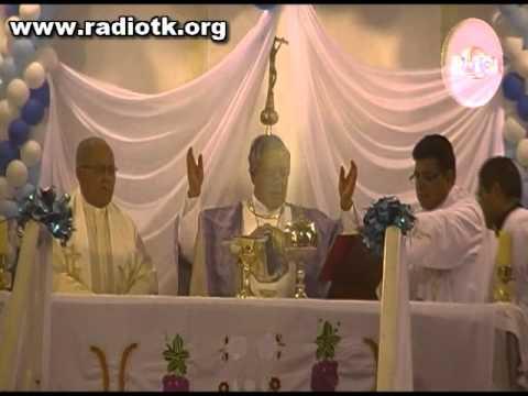 Coronación de la Virgen de la Asunción. RADIO TK