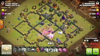 Clash of clans [th10] best stratagey to get 3 stars[Pro players stratagey ] ||Mak2gaming