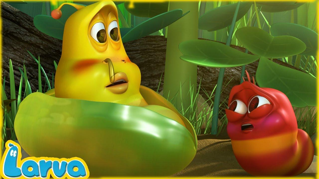 ???  LARVA 2020 ✈️ Larva Cartoon Full Episode ? Funny Cartoon Movie 2020 ? New Animation Movies #7