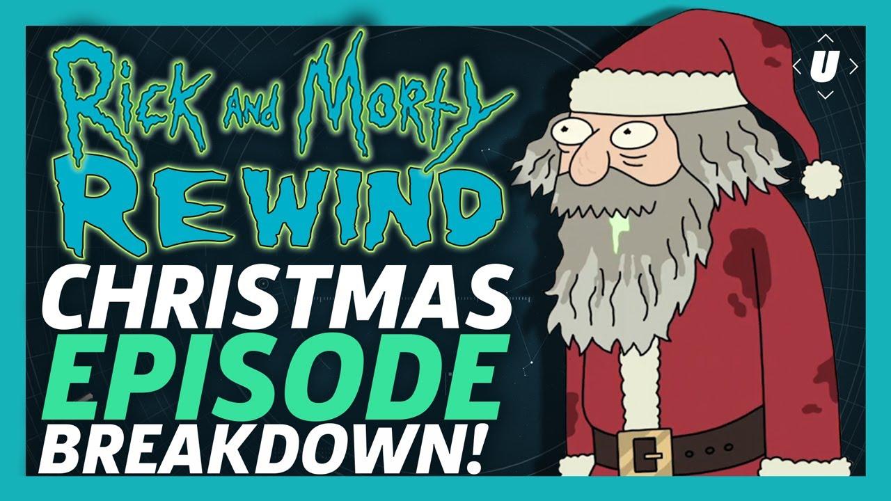 Rick and Morty Season 1 Episode 3 \