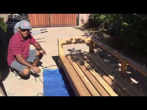 Patio Sofa DIY