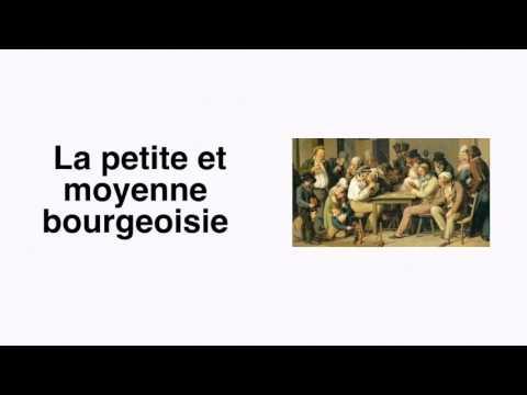 La société au 19ème siècle