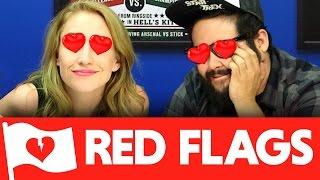 Red Flags: Second Date - SourceFed Plays!