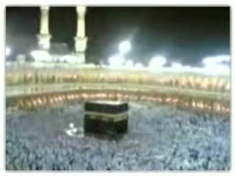 Angels at Kaaba