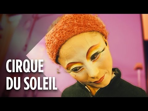 Behind The Scenes With Cirque du Soleil's Superhuman Performers