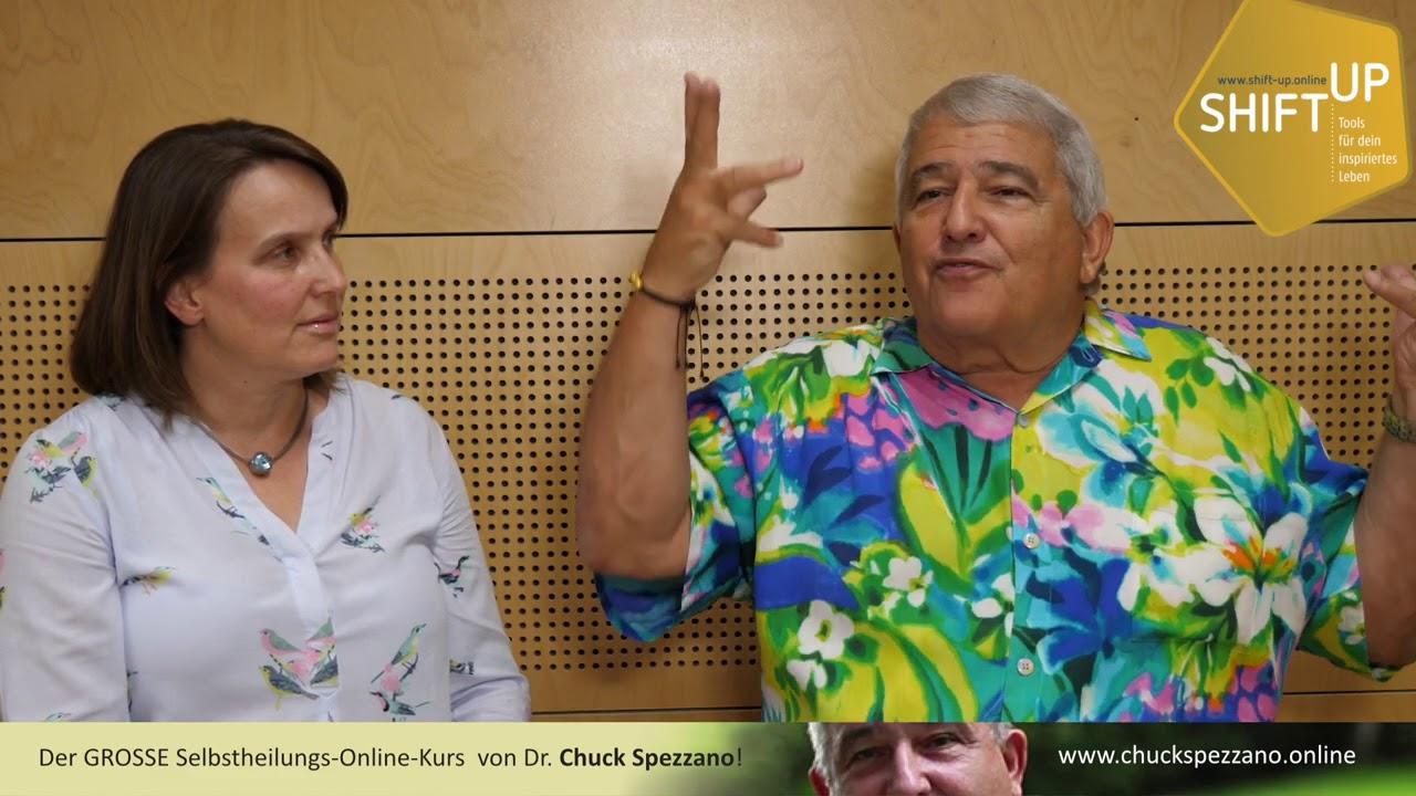 Dr. Chuck Spezzano - Beziehung heilen ist Dein Seelenauftag!