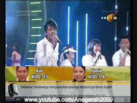 Anugerah 2009 Ep 1 - Top 20 Performance (09 June 2009) Part 1