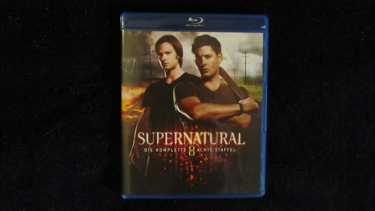 Supernatural Staffel 8