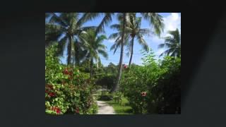 Location family lodge french Polynesia, Rangiroa,