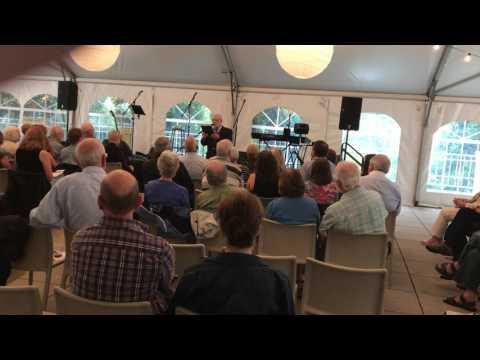 Calliope Pittsburgh Folk Music Society 40th anniversary celebration