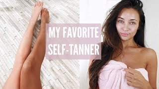 MY FAVORITE SELF TANNER + TIPS YOU NEED TO KNOW! | Stephanie Ledda