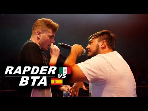 RAPDER 🇲🇽 vs