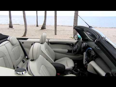 2016 MINI Cooper Convertible - Interior Design