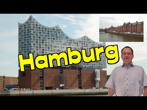 Hamburg-Hafenstadt an der Elbe in Norddeutschland-Sehenswürdigkeiten in Hamburg und Umgebung