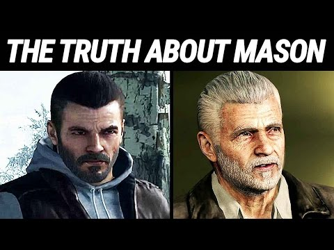 THE TRUTH ABOUT MASON | Chaos