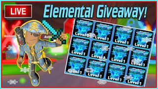Ninja Legends Pet Giveaway! | New Year Live  (1/1)