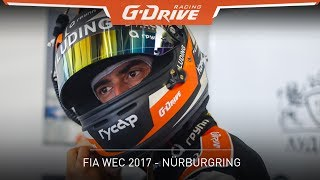 G-Drive Racing | Welcome to Nürburgring!