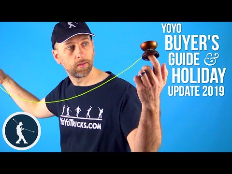 New Yoyos And Updates! 2019 Holiday Yoyo Buyer's Guide