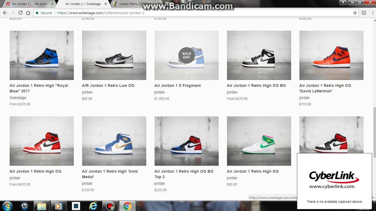 My TOP 3 Best Sneaker Reseller Sites