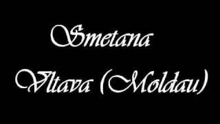 Smetana - River Moldau