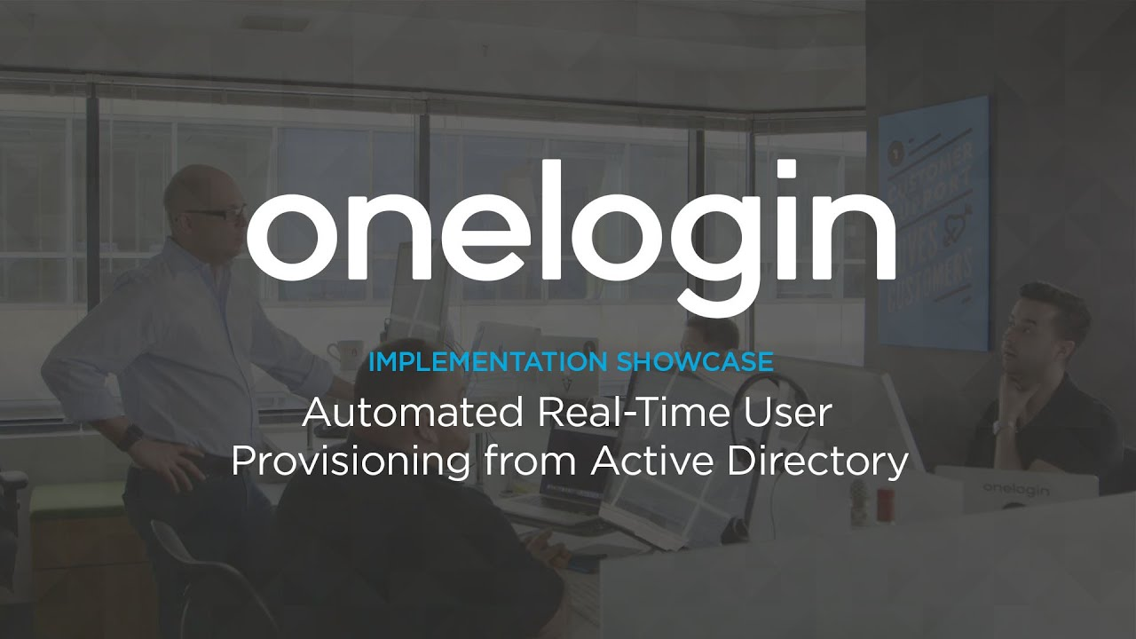 Directory as a Service: Secure Directory in the Cloud | OneLogin