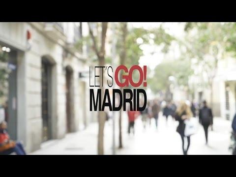Let's Go! Madrid - FITUR 2016
